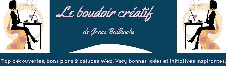 Le boudoir créatif de Grace Bailhache