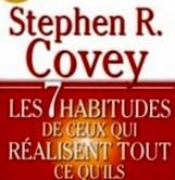 grace bailhache lecture stephen covey Les 7 habitudes de ceux qui realisent tout ce quils entrepennent